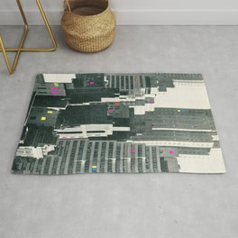 Discos in New York Rug