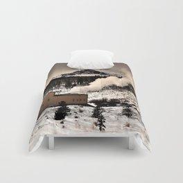Colorado Smokestack Comforters