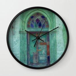 Rabat Morocco by Lika Ramati Wall Clock