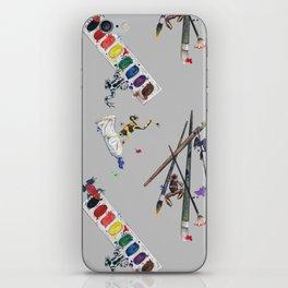 Dart Frogs iPhone Skin