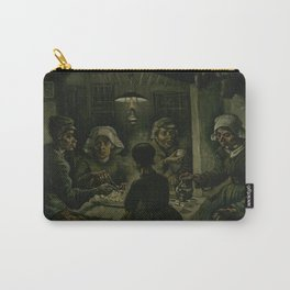 The Potato Eaters Carry-All Pouch