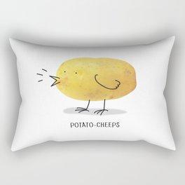 potato-cheeps Rectangular Pillow