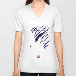Mass Effect 3 (w/quote) Unisex V-Neck