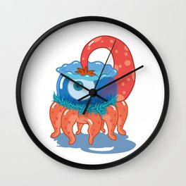 Eyequarium Wall Clock