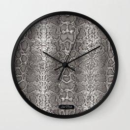 Snakes - Ouroboros Wall Clock
