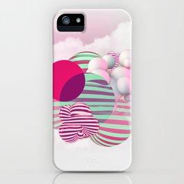 Color Squash iPhone Case