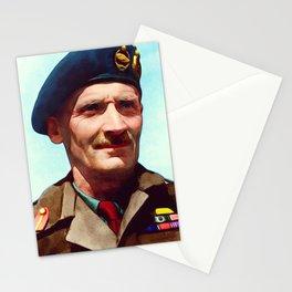 General Bernard Montgomery, WWII Leader Stationery Cards