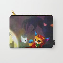 Gnar, Gnar! Carry-All Pouch