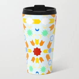 Winter Arabesque Travel Mug