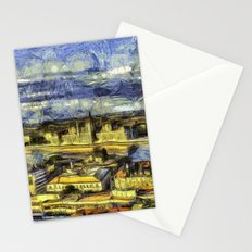 Budapest Vincent Van Gogh Stationery Cards