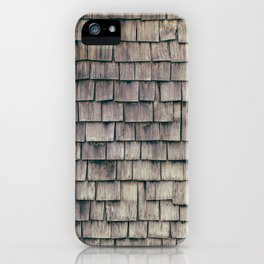 SHELTER / 3 iPhone Case