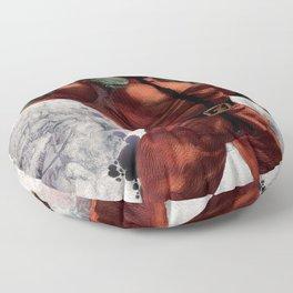 M Bison Floor Pillow
