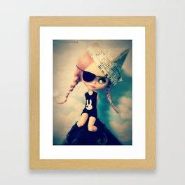 Lola Bella Framed Art Print