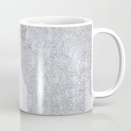 Abstract silver paper Coffee Mug