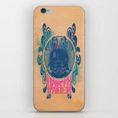 Psychedelic Vader iPhone & iPod Skin