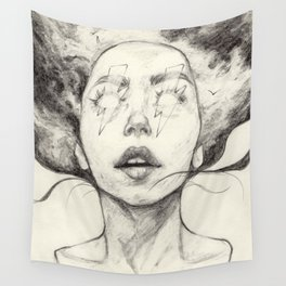 The Miracle of Surrender Wall Tapestry