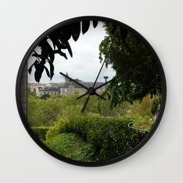 Limoges 6 Wall Clock