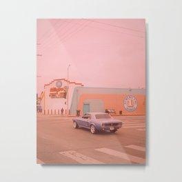 Los Angeles Dream Metal Print