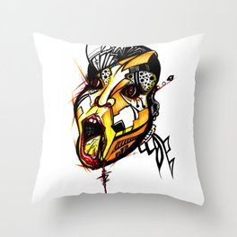 Seldom Throw Pillow