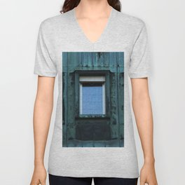 old architectures in Berlin Unisex V-Neck