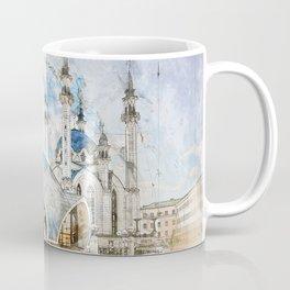 Kul Sharif Mosque, Kazan Coffee Mug