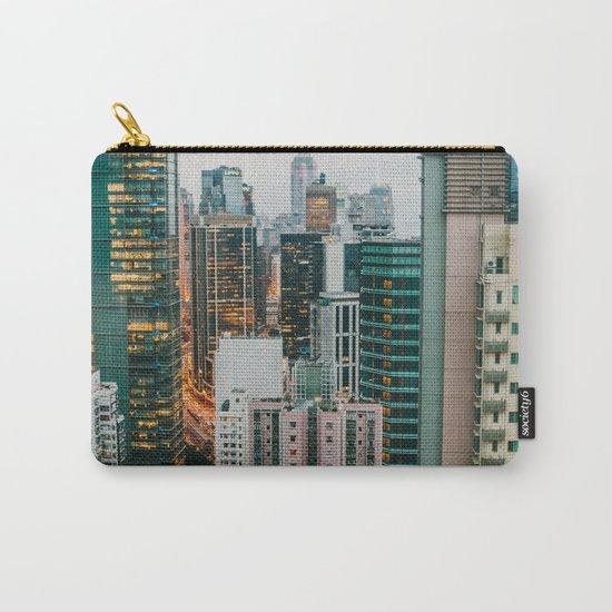 Hong Kong 2 Carry-All Pouch