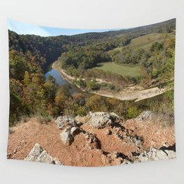 Sparrowhawk Mountain Series, No. 8 Wall Tapestry