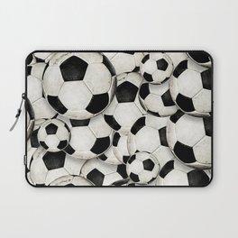 Dirty Balls - footballs Laptop Sleeve