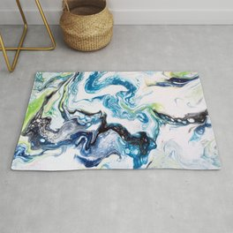 Creatures of the sea Rug
