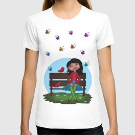 Spring Song T-shirt