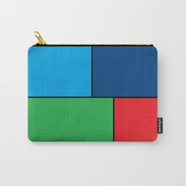 Colorful Masterpiee Carry-All Pouch