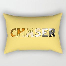 Chaser Rectangular Pillow