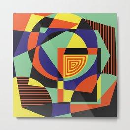 Geometric#14 Metal Print