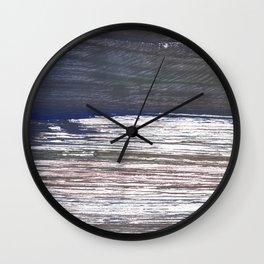 Davys gray Wall Clock