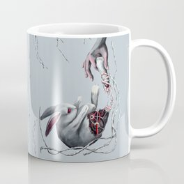 Rabbit  foot Coffee Mug