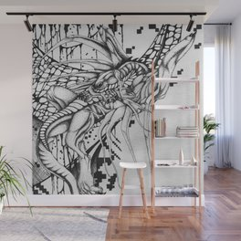 The Nightmare Wall Mural