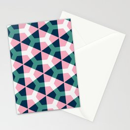 Shapes No1 Stationery Cards