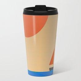 Sailboat Sunset Travel Mug
