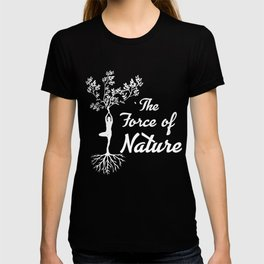 Nature Save the World plant 3 Tree Forest Weather flora T-shirt