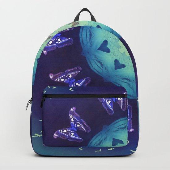 Mauve flight Backpack