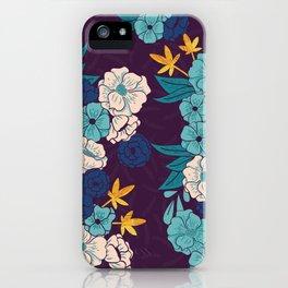 Jungle Pattern 004 iPhone Case