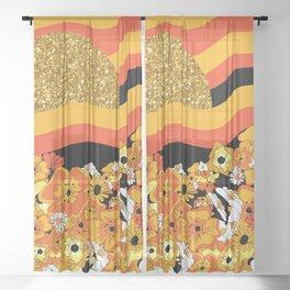 Mr. Sun Sheer Curtain