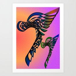 Abstract15 Art Print