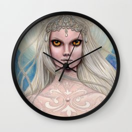 Discernment Wall Clock