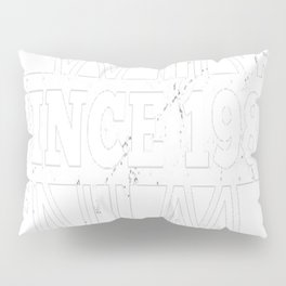Twins-Since-1983---34th-Birthday-Gifts Pillow Sham