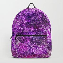 Royal Plum Backpack