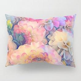 Sweet Dahlias Pillow Sham