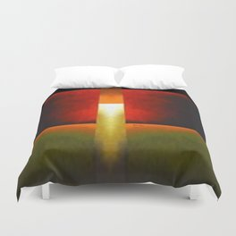 Abstract 1300 Duvet Cover