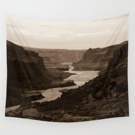 Limits Wall Tapestry
