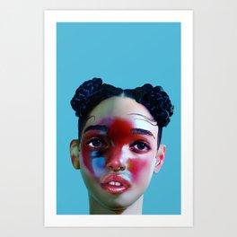 FKA twigs - LP1 Art Print